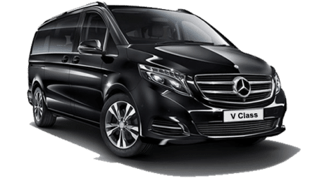 mercedes benz-vclass airport transfers private tours and business trips and events in lisboa