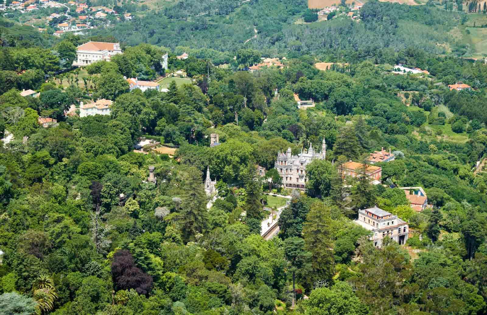 Regaleira Villa