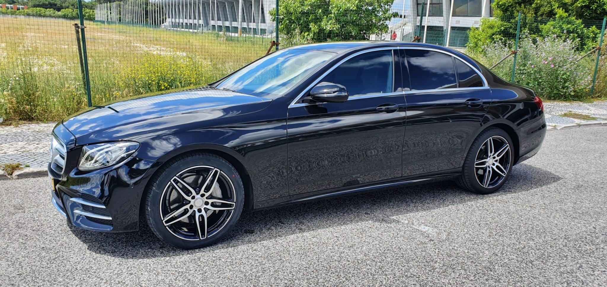 Mercedes-Benz E-Class taxitours airport transfers